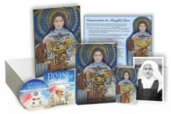 33 days to merciful love packet with book
