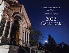 National Shrine of The Divine Mercy 2022 Wall Calendar