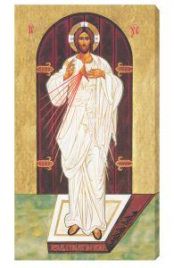 Eastern Icon 10 x 18 Canvas, Gallery Wrap
