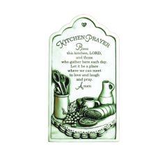 Kitchen Prayer Plaque