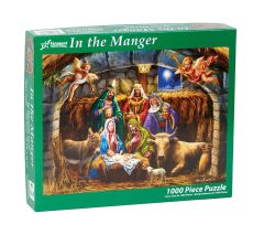 In the Manger Puzzle