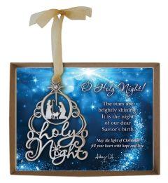 O Holy Night Ornament