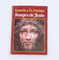 Rosario a la Preciosa Sangre de Jesús