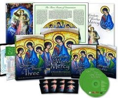 Wisdom & Works of Mercy Coordinator Kit with book