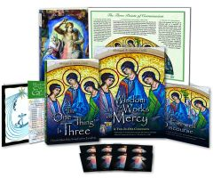 Wisdom & Works of Mercy Participant Packet with book