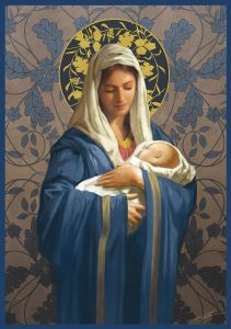 Madonna & Child Boxed Christmas Cards