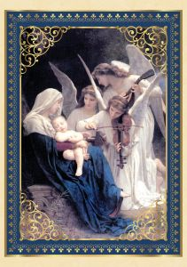Song of Angels Boxed Christmas Cards