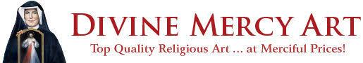 Divine Mercy Art